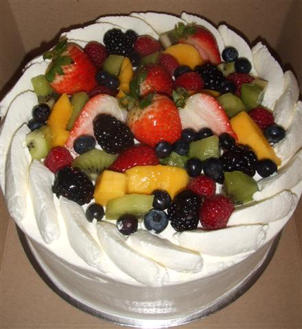 Cake With Fruit Names : Turkish Bread